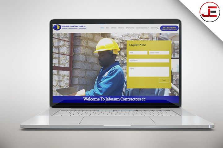 Another Construction Company Website Design by Team JE Get your website developed with us Today! https://www.julmonempire.co.za | Call: 079 135 5240  #MotionGraphics #GraphicDesign #WebApps #Logo #Creativity #Brand #Marketing #Poster #Video #Branding #Animations #Websites #Style #Photoshop #Invitation #Shop #Work #Efficiency #Corporate #Illustrator #Adobe #Simplicity #Black #Online #Web #Flyer #Event #Empire #TBT #JulmonEmpire #TeamJE
